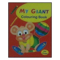 My Giant Coloring Book (304 Pages)