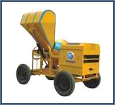 Cement / Concrete Mixer- 10/7 Hydraulic