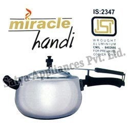 Diamond Miracle Handi Pressure Cooker