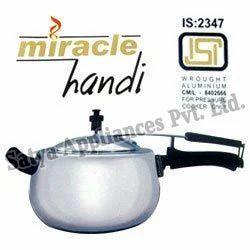 Diamond Miracle Handi Pressure Cooker