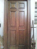 Double Shutter Door, Upvc Door - Sree Manjunatha Fabricators ...