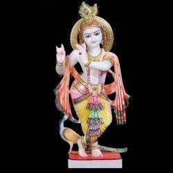 KA-2066 Krishna Marble Idol