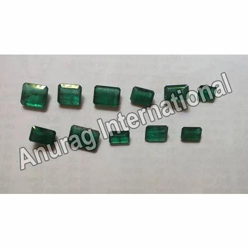 Polished Emeralds