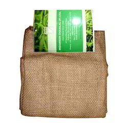 Natural ISPL Hessian Burlap Bag