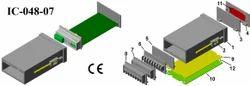 Digital Panel Meter Enclosure DIN 96x48x150