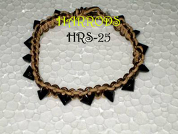 Topaz Leather Bracelets