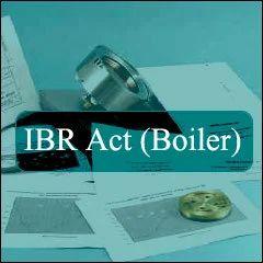 Indian Boiler Regulation Act