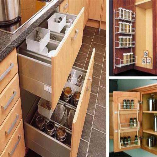 Modular Kitchen Cabinet Accessories - VISHWAS INDUSTRIES ...