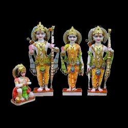 Shree Ram Darbar Statues