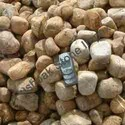 Forest Brown Stones