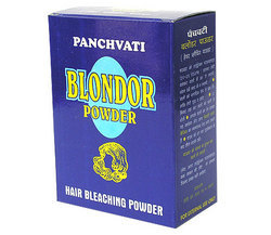 Blondor Powder View Specifications Details Of Hair Bleach By