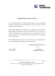 Eirich Transweigh India Pvt.Ltd