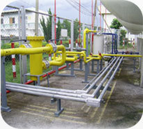 Process Utility Piping System-Gas Pipping