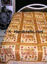 Indian Ethnic Patch Work Bedspread