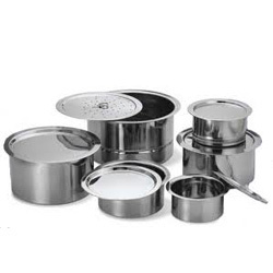 Stainless Steel Cooking Pots Ss Cooking Pot Latest Price