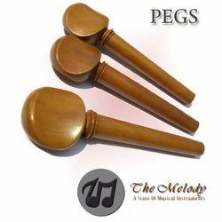 Boxwood Cello Peg
