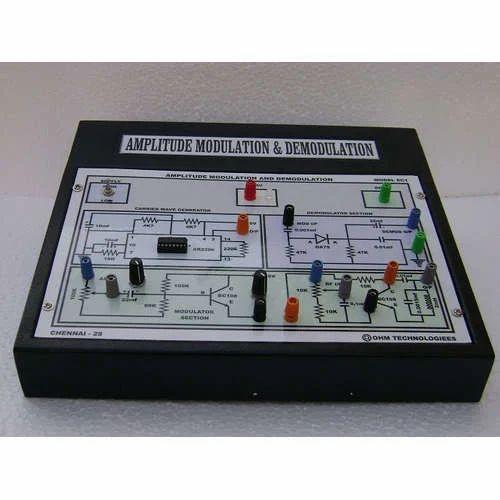 Amplitude Modulation And Demodulation Manufacturer From