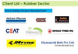 Client List (Rubber Sector)