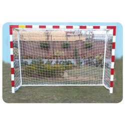 Handball Goal Post 80 x 40 x 4mm Black Support Stag HP4