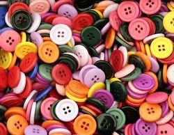 Plastic DTM Button