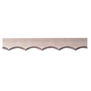 scallop edge and concave edge view specifications details of