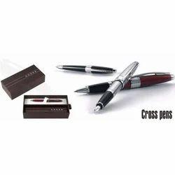 Silver Cross Pen