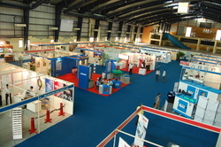 Promotional Exhibition Stalls on Rent