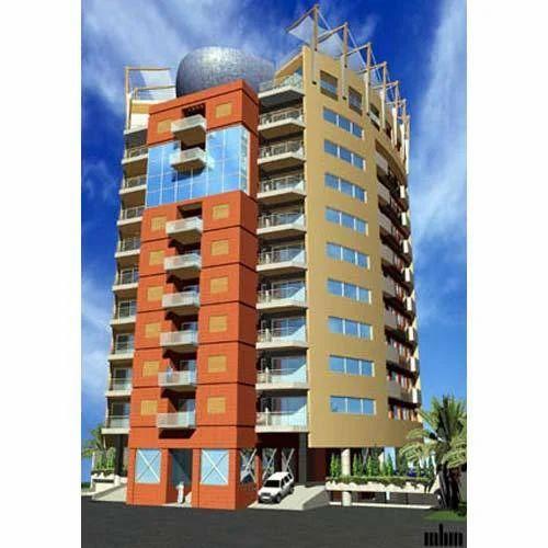 Commercial Multi Storey Office Building Design