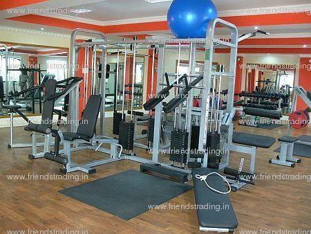 12 Stations Multi Gym Multi Station Gym Basti Nau