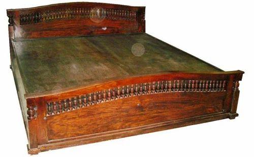 Designer Wooden Storage Bed  sc 1 st  IndiaMART & Designer Wooden Storage Bed at Rs 60000 /piece | Modern Beds ...