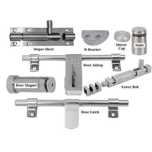 Door Fittings Names Amp Decorative Hardware For Your Garage