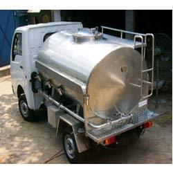 Stainless Steel Water Tanker