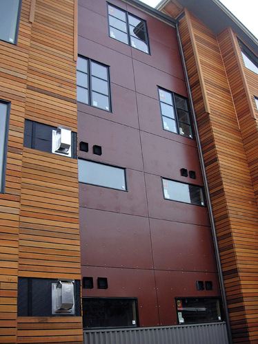 Podema optema for exterior wallcladding podema 1 - Exterior cladding cost comparison ...