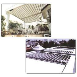 Openable Roof & Screen System