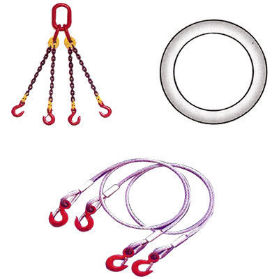 Lifting Slings - View Specifications & Details of Lifting Slings by