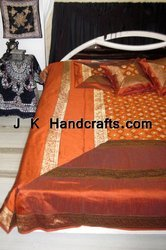 Beautiful Ethnic Handcrafted Beddings
