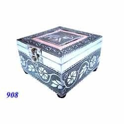 Handicraft Aluminium Box