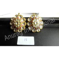 Kundan Studs Earrings
