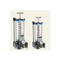 Dual Line Manual Grease Pump