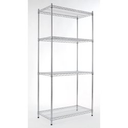 Multi-Purpose Wire Shelving Units