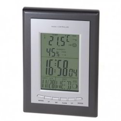 Digital Weather Center Wireless With Remote Sensor BP-WR108