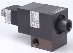 Air Solenoid Valve For Railway Application