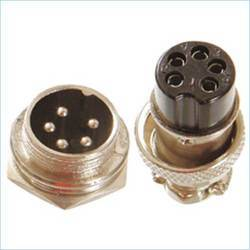 Mini Round Shell Connectors