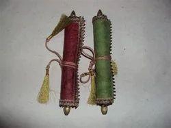 Ethnic Indian Scroll Invitations