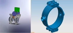 Component Designing Service (Plastics & Metal)