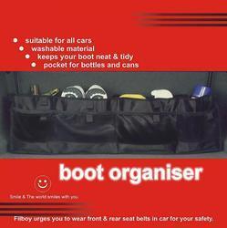Back Seat Boot Organiser