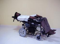 Reclining Electric Power Wheelchair