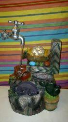 Crystal Ball Tabletop Fountains