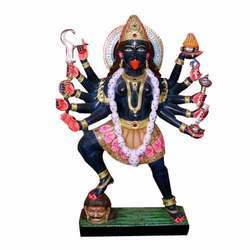 Marble Kali Durga Ji Statue