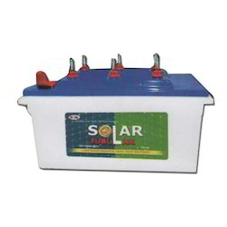 HBL Solar Tubular Batteries